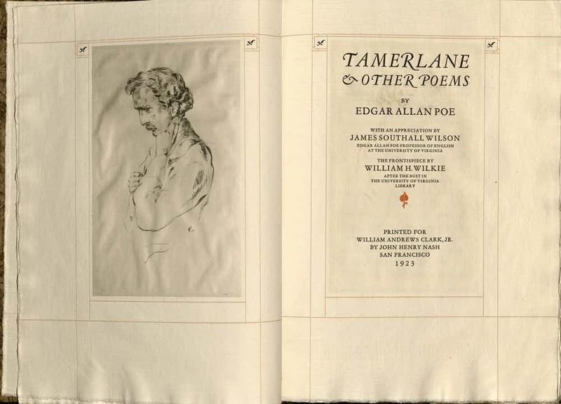 Одно из редких изданий продано за 662 500 долларов Эдгар Аллан По, знаменитые писатели, факты из жизни