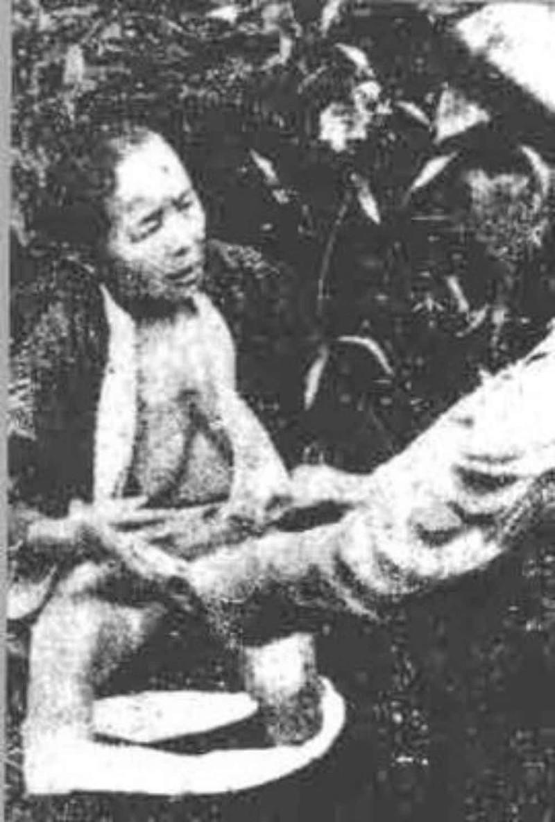 Фото сексуальных зверств японцев во второй мировой войне