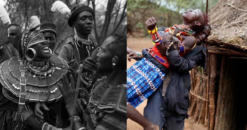Секс обычаи племен африки видио