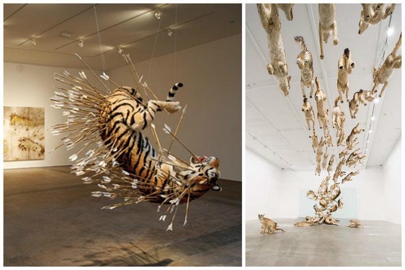 Cai Guo-Qiang. art, Скульптуры, искусство, сумасшествие