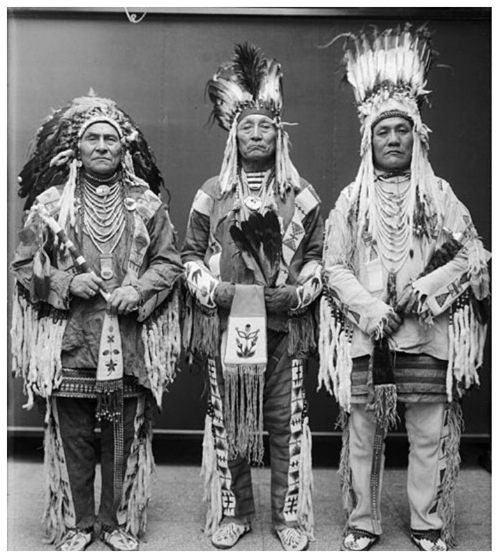 фото племен индейцев америки было именно
