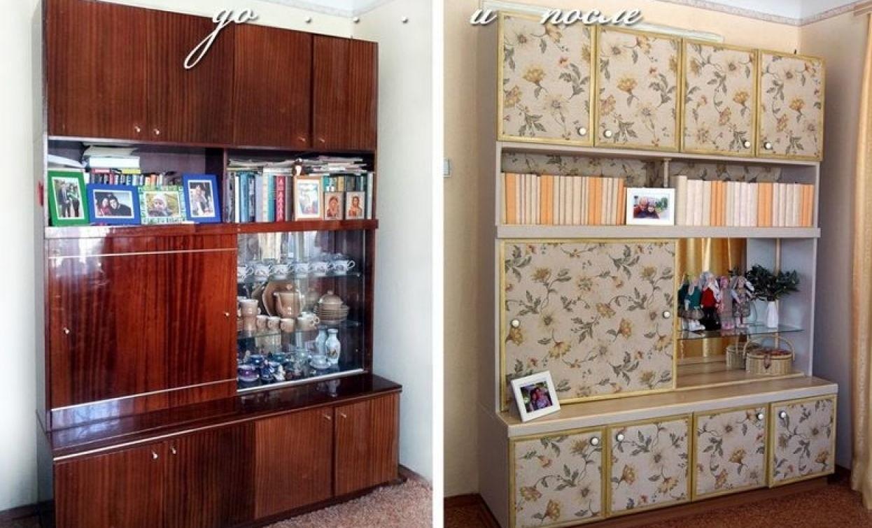 матери-бразильянке она реконструкция старой стенки своими руками фото эти
