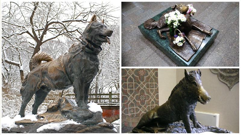 Проект на тему памятники животным памятники архитектуру орла