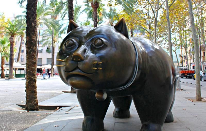 Памятники знаменитым животным установка надгробных памятников екатеринбург