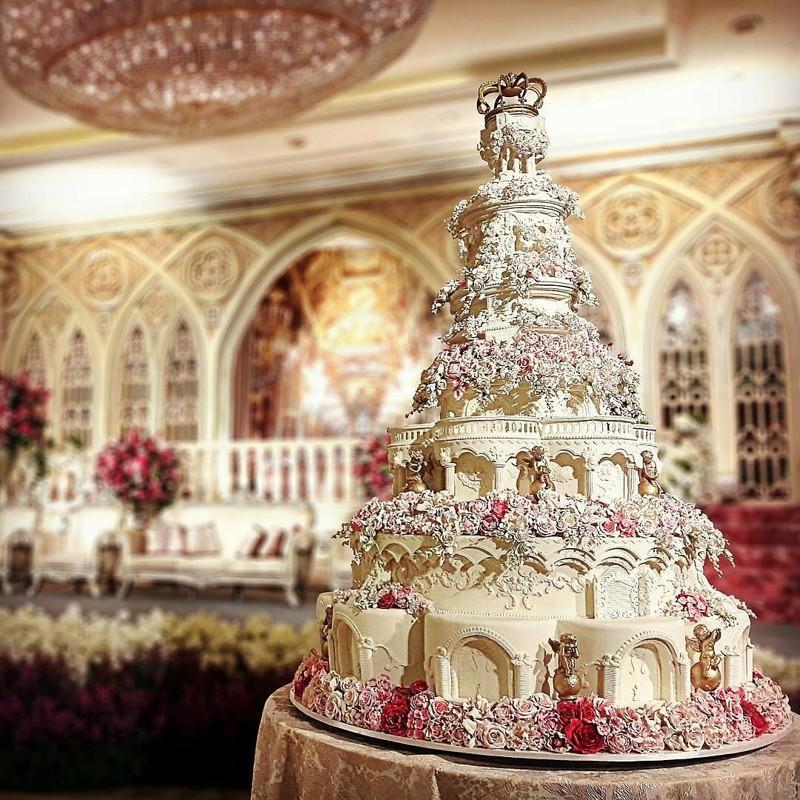 Огромная картинка торта