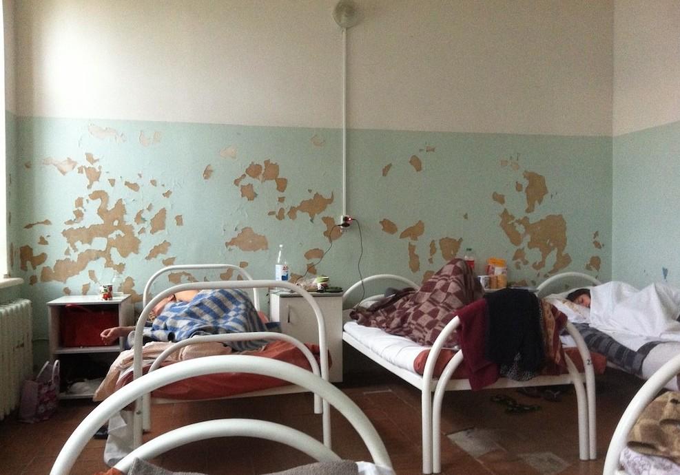 Российские больницы - попади в ад при жизни