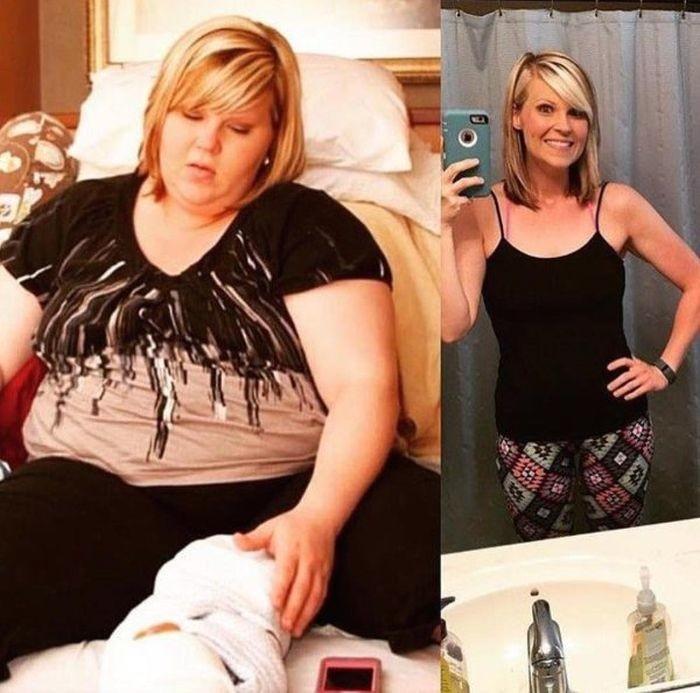 Похудеть женщине надолго