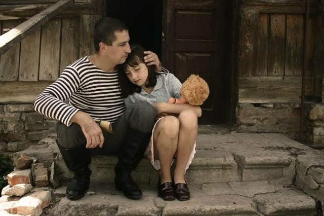 Русский инуест папа дочка