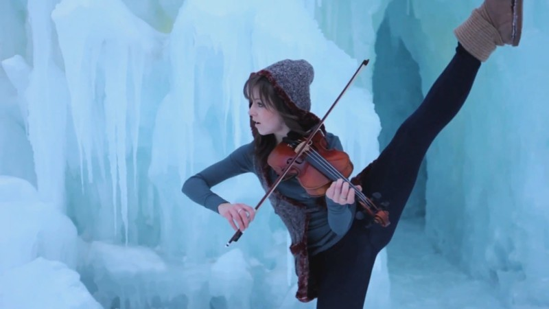 Lindsey Stirling, 2Cellos, The Piano Guys