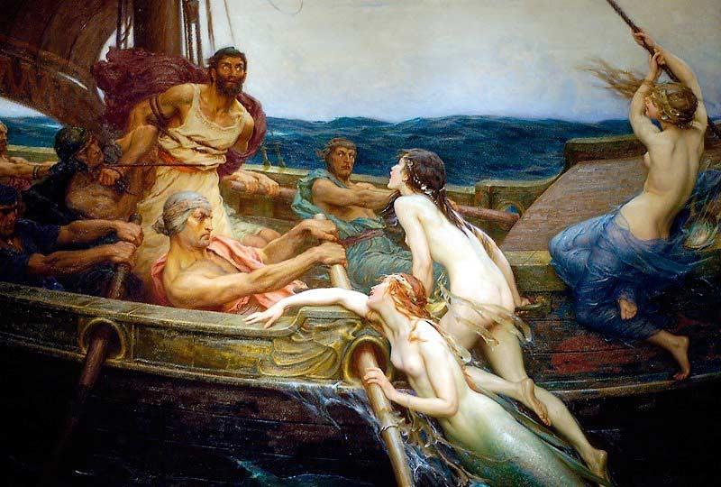 Секс с русалкой легенды и мифы