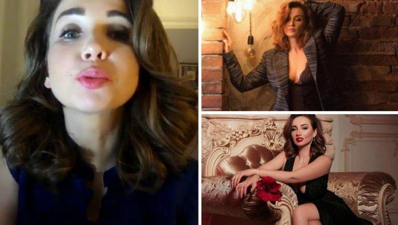 Секс с сисястой девочкой видео
