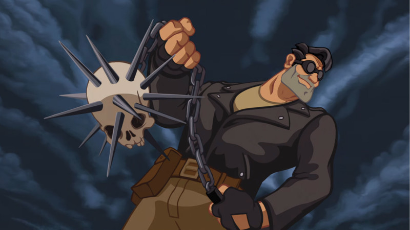 Full Throttle Remastered Full Throttle Remastered, игра, компьютер