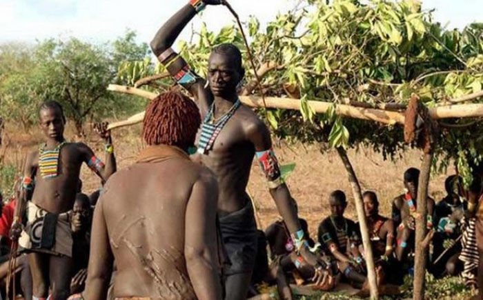 Африканские т лки племени секса
