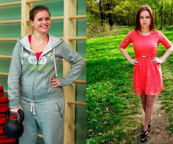 Полина Гренц История Похудения. На сколько и как похудела Полина Гренц, фото до и после