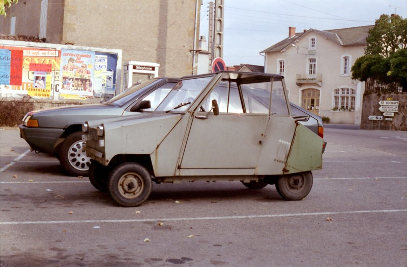 "Речь о ""KV Mini 1 French Micro Car"""