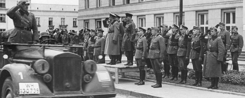 Совместный парад РККА и вермахта в Бресте — мифы и правда.