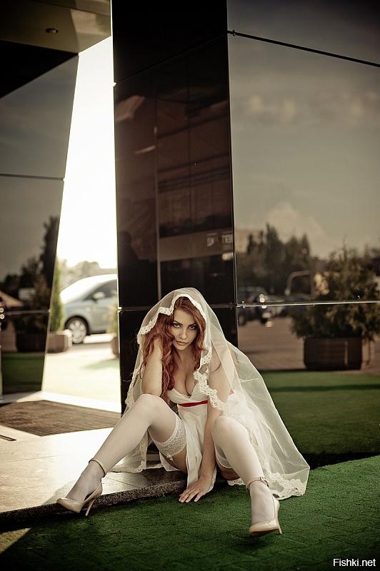 фишки нет свадебные фото низким