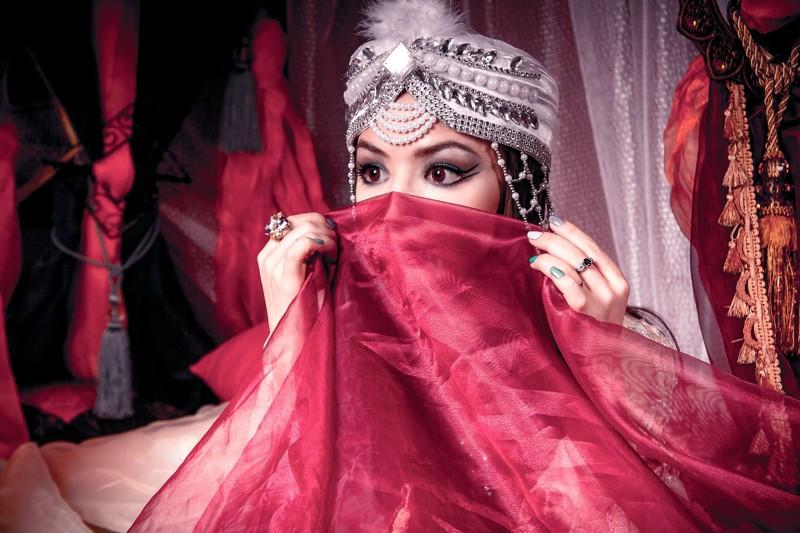 Гарем султана наложницы эротика