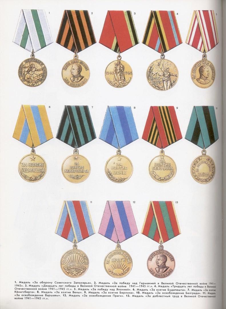 Айфон, картинки ордена и медали великой отечественной войны