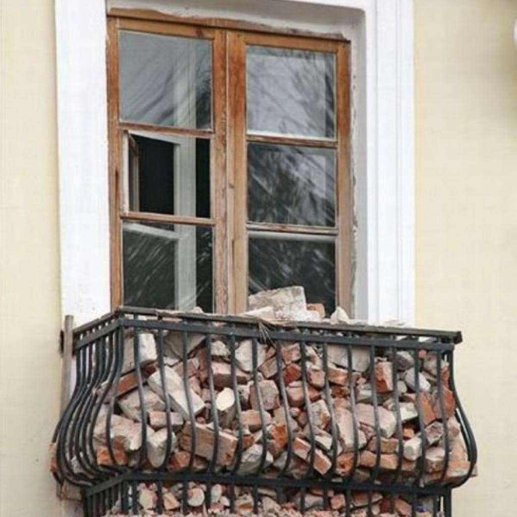 Русские балконы.! это нужно однажды увидеть, объяснять беспо.
