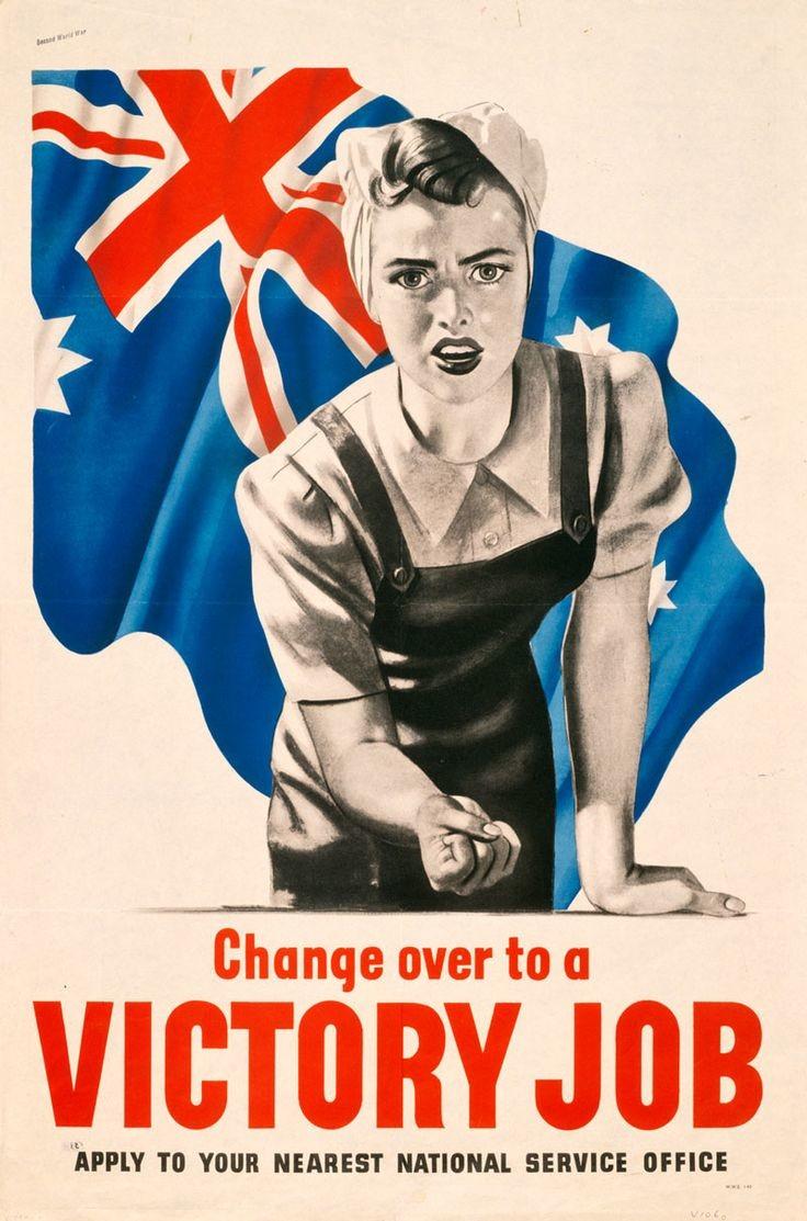 the new roles of women in world war ii