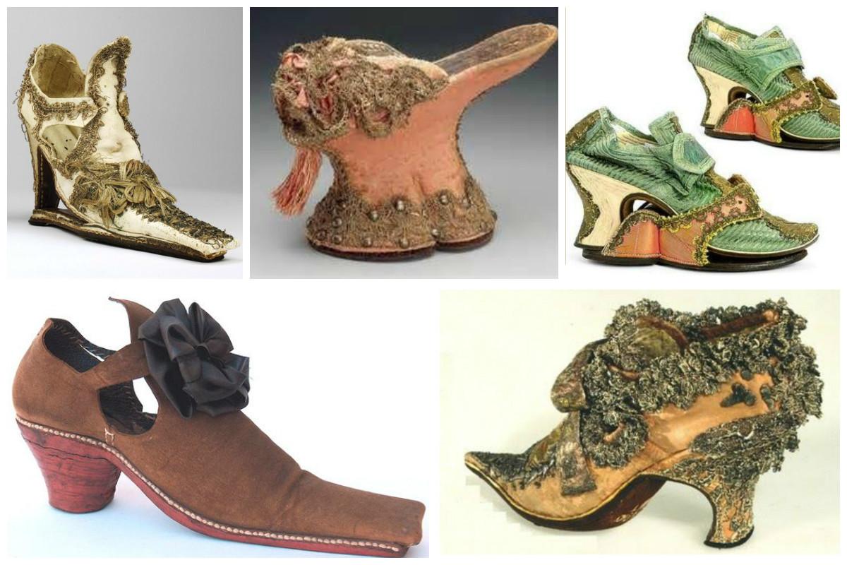 история развития обуви в картинках поделитесь