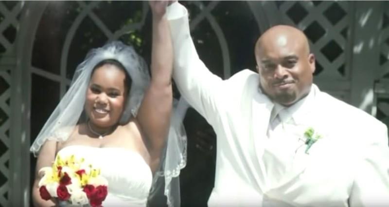 Подсмотрено на свадьбе