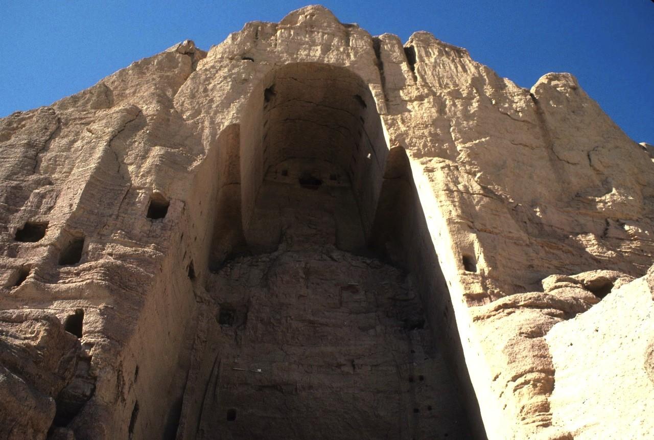 обращайте памятник будды в афганистане фото оно