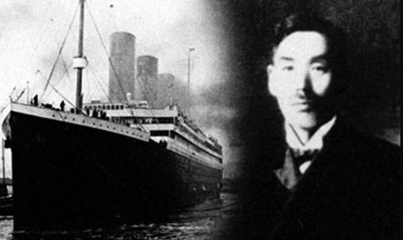 Масабуми Хосоно тайком запрыгнул в шлюпку крушение, титаник, трусость, эгоизм