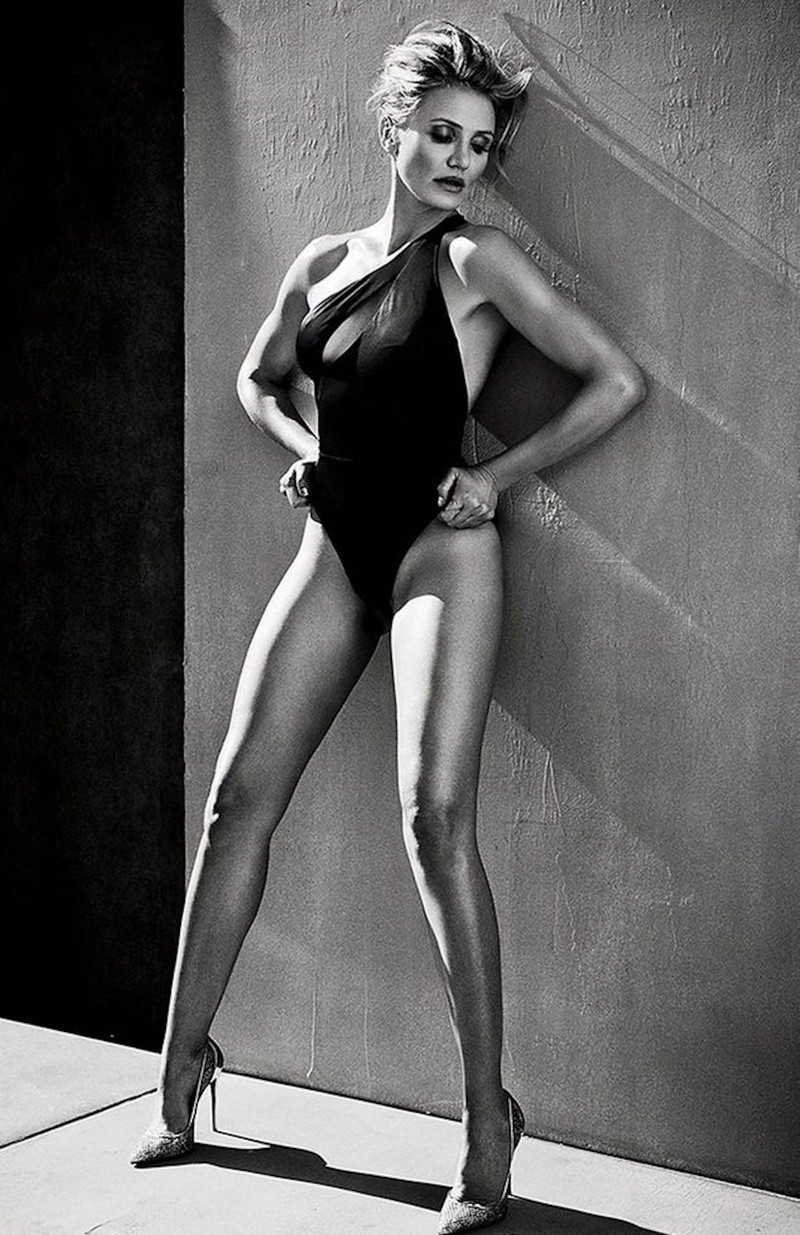 Cameron Diaz by Vincent Peters