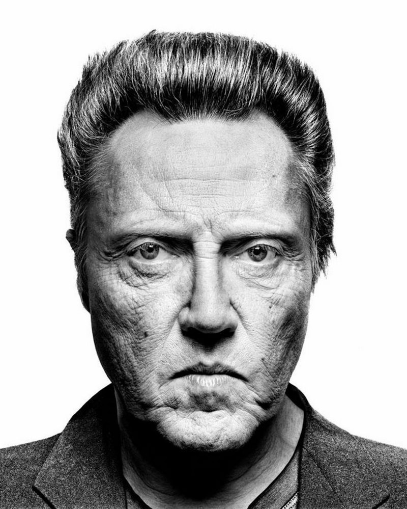 Christopher Walken by Platon celebrities, звезды, шоубизнес