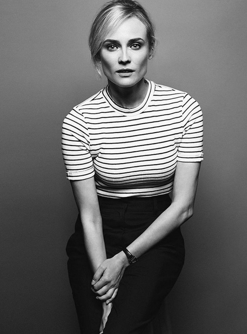Diane Kruger by Peter Hapak