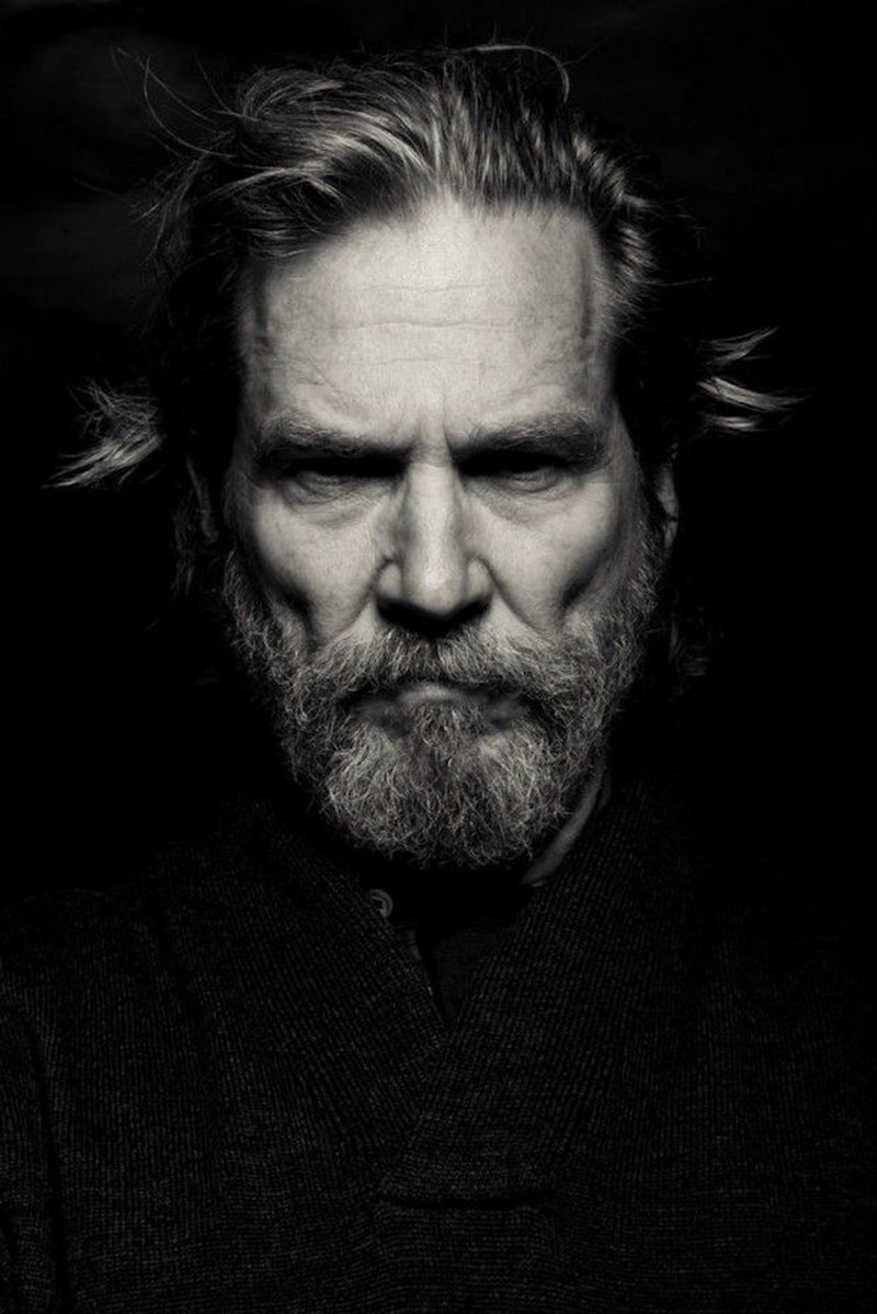 Jeff Bridges by Michael Muller celebrities, звезды, шоубизнес
