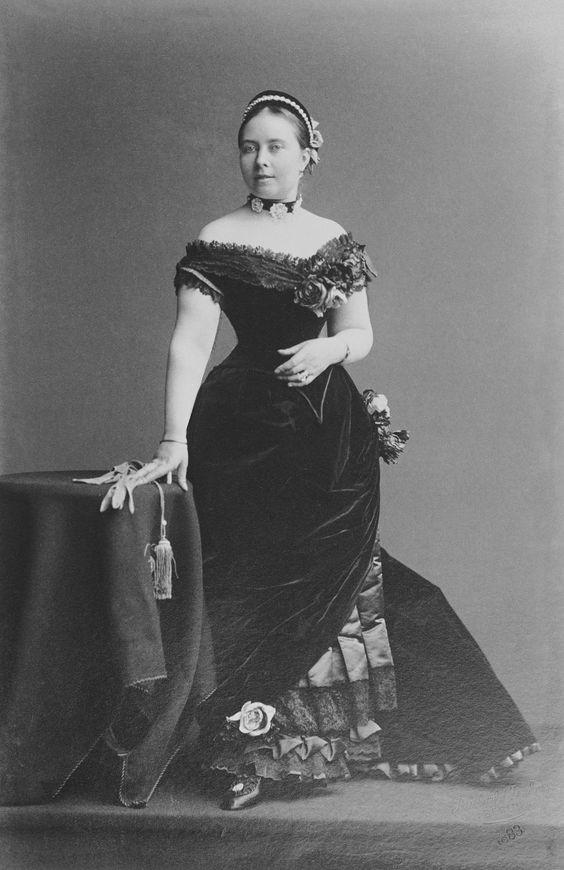 Виктория, наследная принцесса Германии, 1883 интересное, исторические фото, история, принцессы