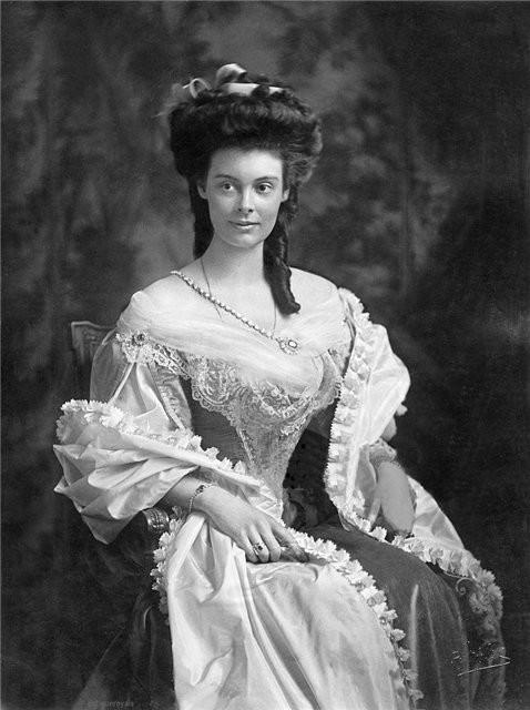 Принцессы и королевы прошлого - грезы и восхищение миллионов интересное, исторические фото, история, принцессы