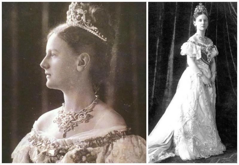 Вильгельмина Елена Паулина Мария (нидерл. Wilhelmina Helena Pauline Marie; 31 августа 1880, Нордейнде, Гаага — 28 ноября 1962, Хет Лоо) — королева Нидерландов, царствовавшая с 1890 по 1948 год, после отречения носившая титул принцессы Нидерландов. интересное, исторические фото, история, принцессы