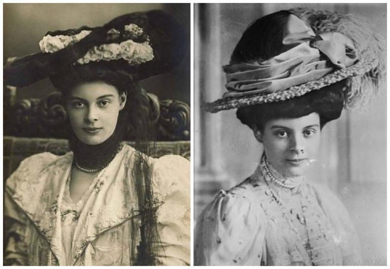 Цецилия Августа Мария Мекленбург-Шверинская (нем. Cecilie Auguste Marie Herzogin zu Mecklenburg-Schwerin; 20 сентября 1886, Шверин — 6 мая 1954, Бад-Киссинген) — принцесса («герцогиня») Мекленбург-Шверинская, супруга прусского кронпринца Вильгельма. интересное, исторические фото, история, принцессы