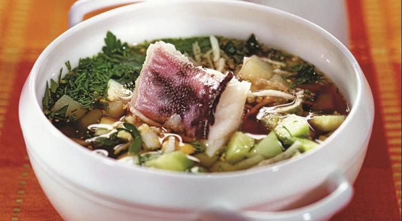 Окрошка с рыбой окрошка, рецепты, рецепты блюд