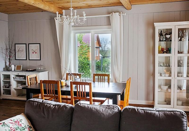 1 30 Чудесное превращение загородного дома | Роскошь и уют Фото