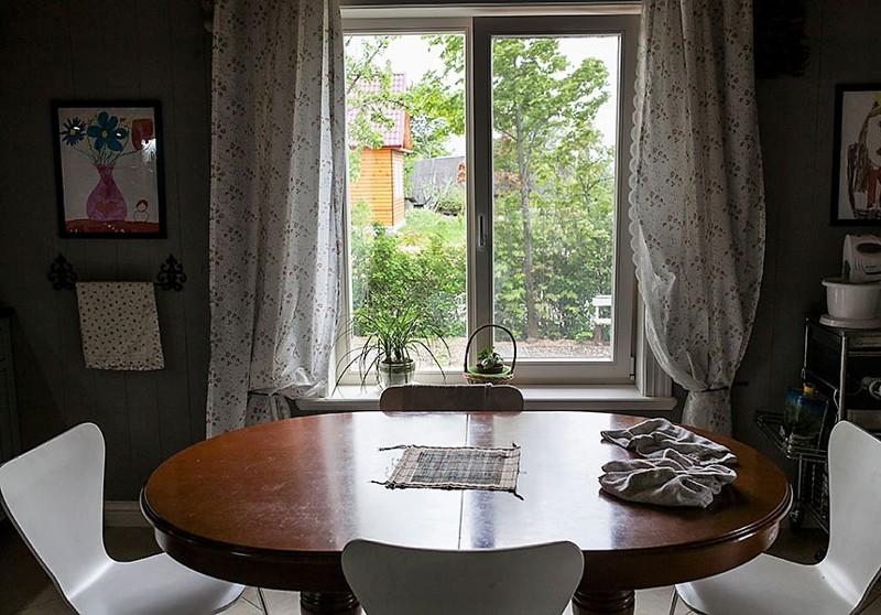 1 45 Чудесное превращение загородного дома | Роскошь и уют Фото