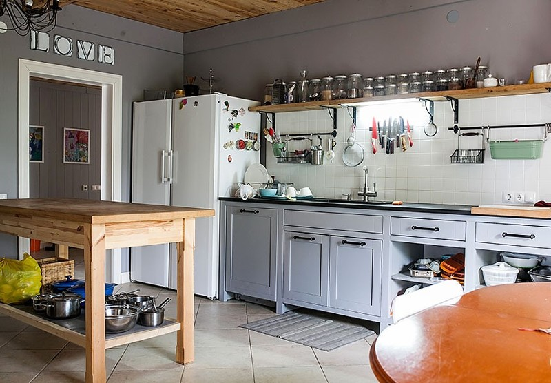 1 42 Чудесное превращение загородного дома | Роскошь и уют Фото