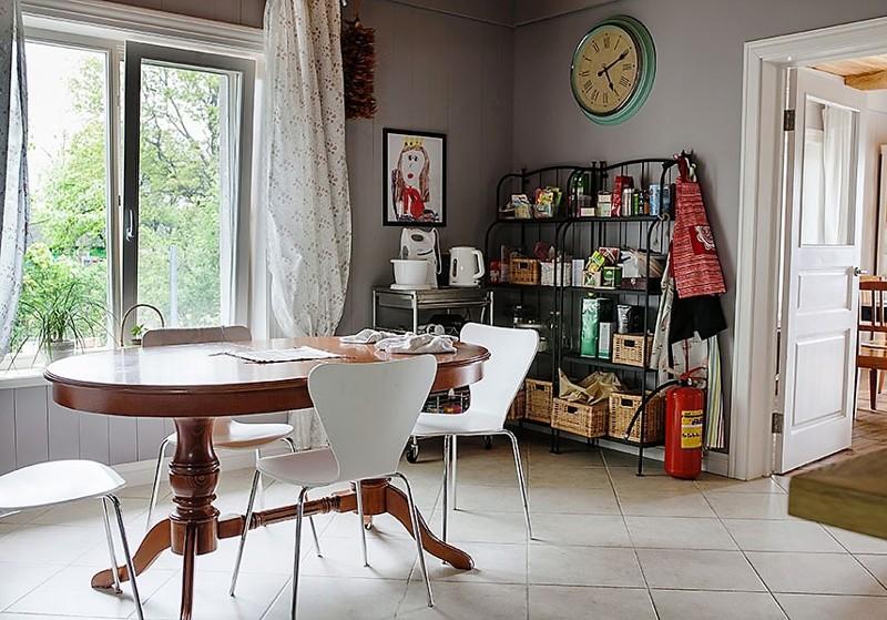 1 46 Чудесное превращение загородного дома | Роскошь и уют Фото