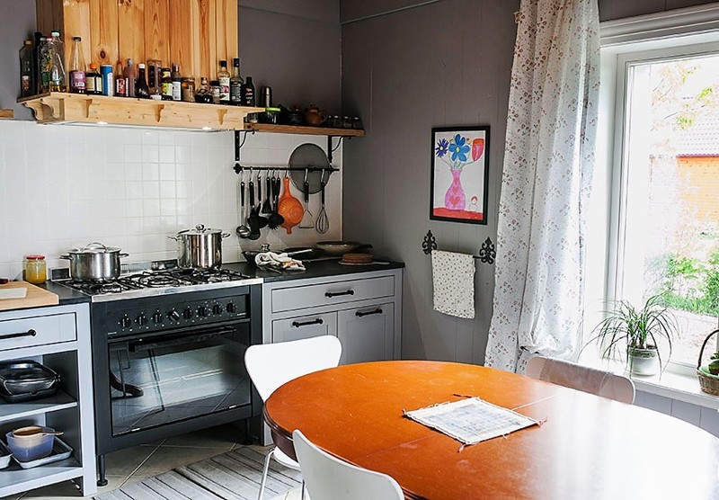 2 44 Чудесное превращение загородного дома | Роскошь и уют Фото