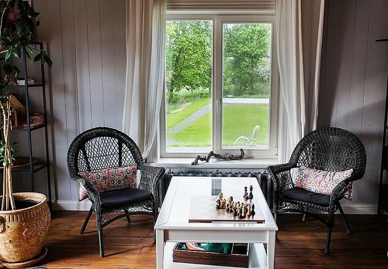 25 Чудесное превращение загородного дома | Роскошь и уют Фото