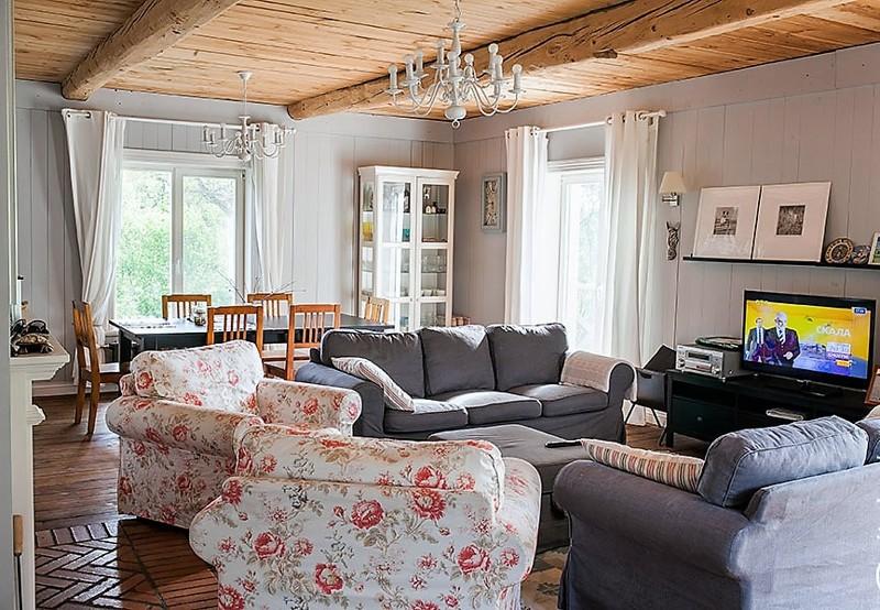 29 Чудесное превращение загородного дома | Роскошь и уют Фото