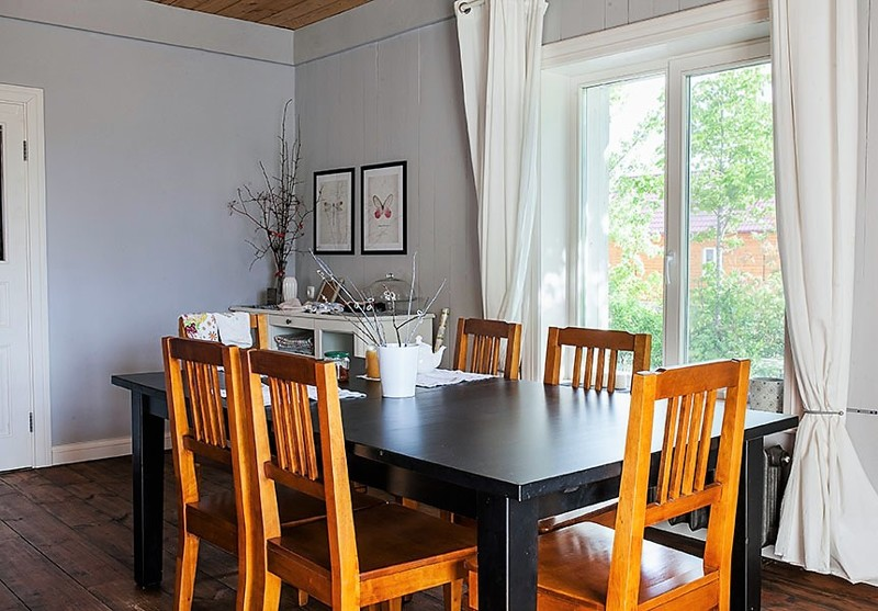 31 Чудесное превращение загородного дома | Роскошь и уют Фото