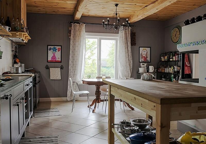 41 Чудесное превращение загородного дома | Роскошь и уют Фото