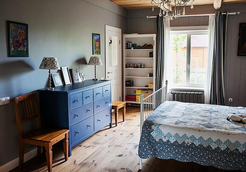52 Чудесное превращение загородного дома | Роскошь и уют Фото