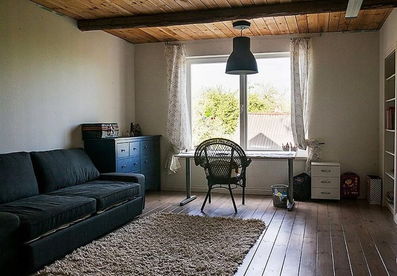 89 Чудесное превращение загородного дома | Роскошь и уют Фото
