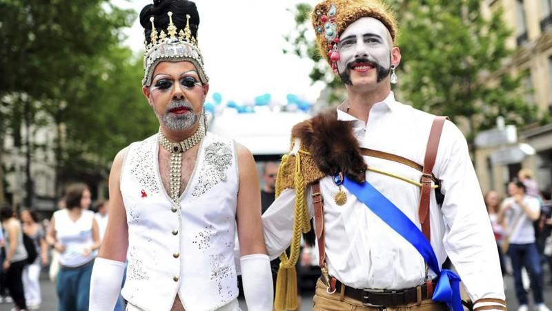 Гомосексуализм среди дикарей
